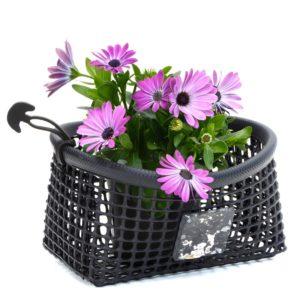 io corbeille avec fleurs maille darling